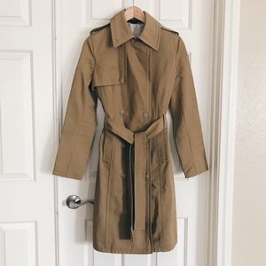Express Trench Coat - NWOT